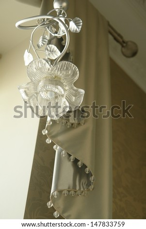 decorative lightning - stock photo
