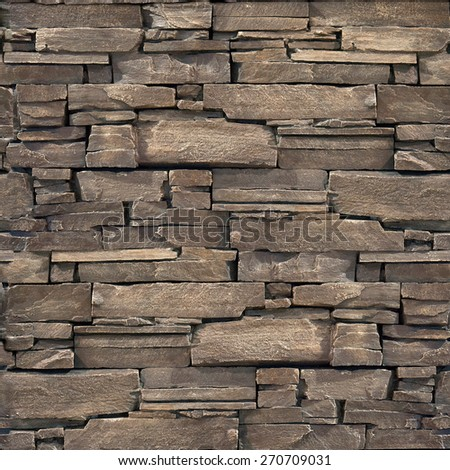 Superb Decorative Stone Wall   Interior Panel Pattern   Design Wallpaper    Seamless Background   Continuous Replication