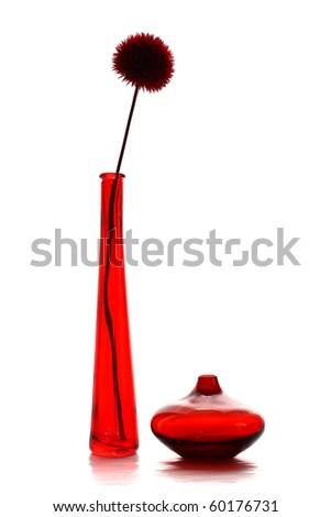 Decorative vase - stock photo