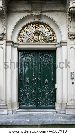Decorative wooden door in Utrecht Holland. Old architecture. & Dutch Doors Stock Photos Royalty-Free Images \u0026 Vectors - Shutterstock Pezcame.Com