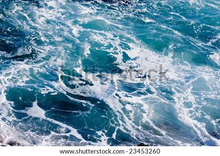 Ocean Water Background wild sea aquatic motion birds eye stock foto 37987093 - shutterstock