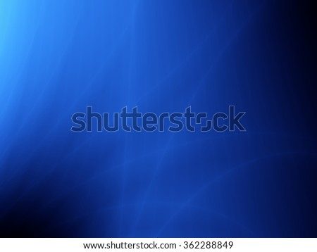 Deep blue texture storm abstract background - stock photo