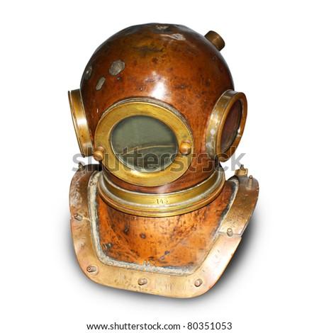 Deep Diving Gear - stock photo