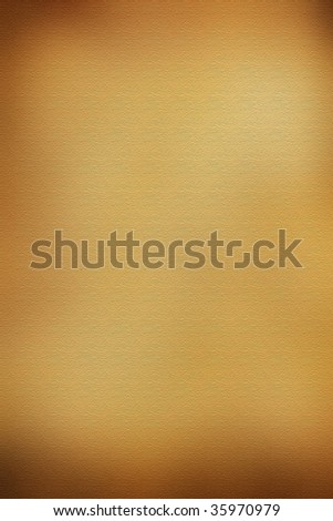 Deep Golden Fabric Background with text space