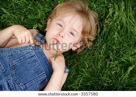Deep in thought - stock photo