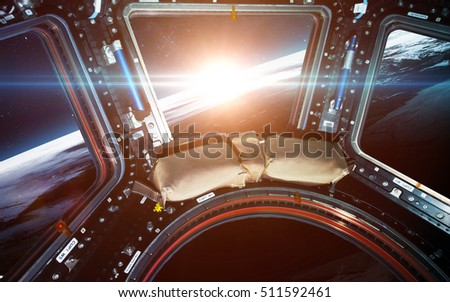 Equipment Cables Piping Found Inside Modern Stock Photo ...