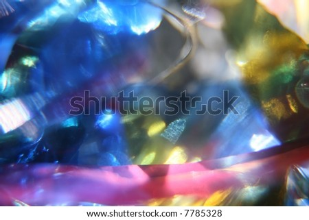 defocus colorful background - stock photo