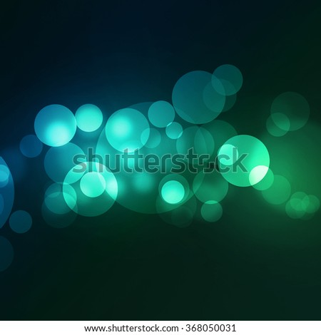 Defocused abstract bokeh lights background