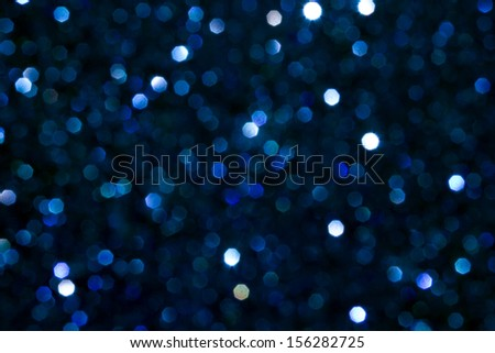 defocused abstract navy blue background - stock photo