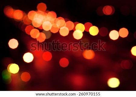 Defocused colorful urban abstract texture background - stock photo