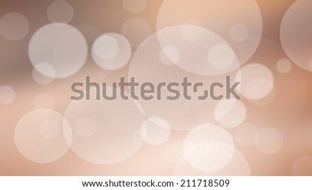Defocused lights abstract brown bokeh background   , for your webdesign.