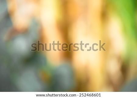 Defocused orange and grey - stock photo