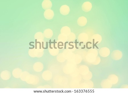 Defocused  twinkling lights Vintage Bokeh background. Christmas blur background. Retro  background  - stock photo