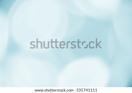 defocused with soft blue background. - stock photo
