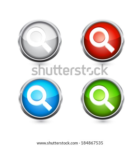 Delete and add buttons. Raster copy. - stock photo