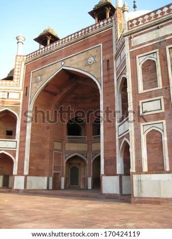 Delhi, India - stock photo