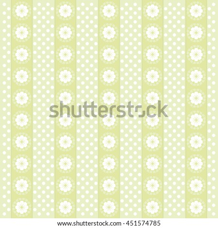 Delicate floral background.