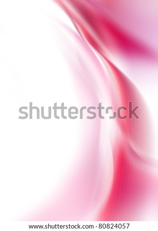 delicate pink background - stock photo