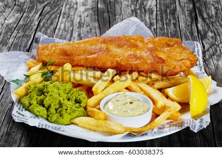 fish and chips stock images royalty free images vectors shutterstock. Black Bedroom Furniture Sets. Home Design Ideas
