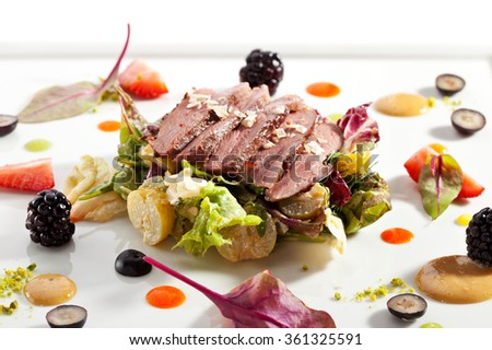 Delicious Duck Magret