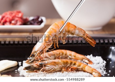 delicious seafood