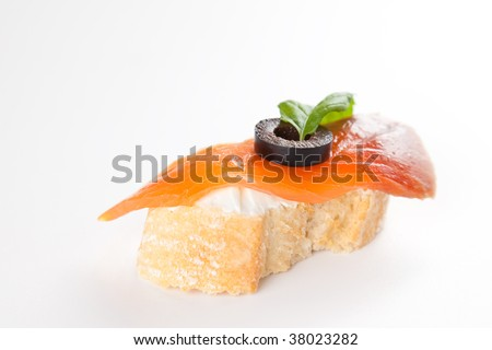 delicious tapas spanish food culture isolated