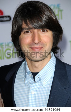 "Demetri Martin  at the ""Take Me Home Tonight"" Los Angeles Premiere, Regal 14, Los Angeles. CA. 03-02-11"