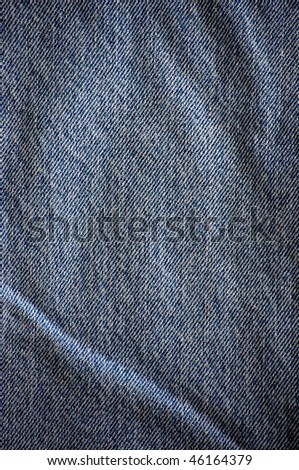 denim background, blue