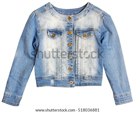 Denim Jacket Stock Images, Royalty-Free Images & Vectors ...