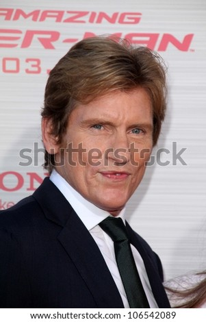 "Denis Leary at ""The Amazing Spiderman"" World Premiere, Village Theater, Westwood, CA 06-28-12"