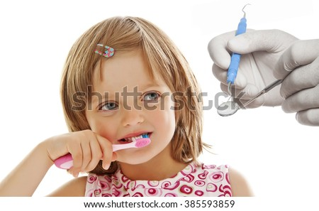 dental care - stock photo