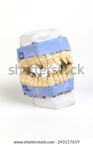 Dentistry - a tool for dental clinic � medical - stock photo