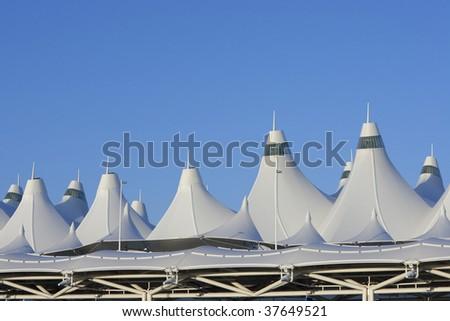 Denver International Airport Roof