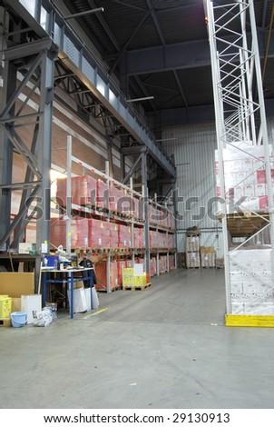 depository - stock photo