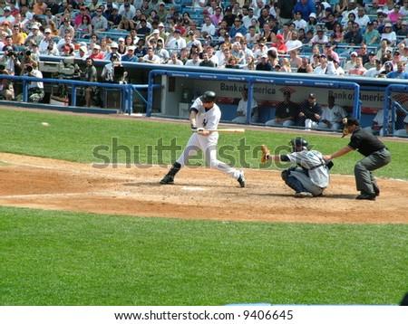 Derek Jeter - stock photo