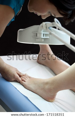 Dermatology is the branch of medicine dealing with the hair, nails ...