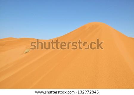 Desert Dunes - stock photo