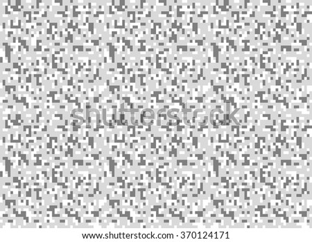 desert military camouflage seamless pixel pattern illustration - stock photo