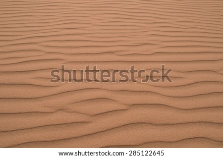 desert structures - stock photo