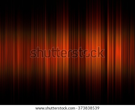 Design colorful abstract digital sound wave on a black background. - stock photo