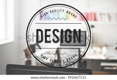 Design Creativity Outline Plan Objective Concept