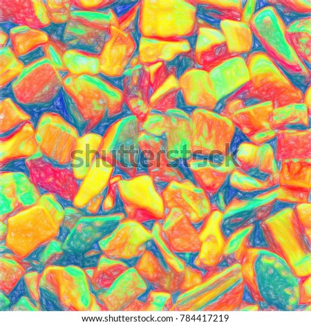 design modern  graphic smooth texture digital colorful background abstract beautiful art