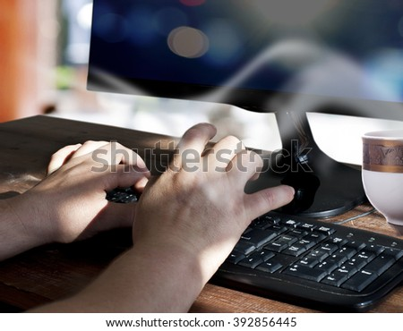 Design Studio Creativity Ideas. - stock photo