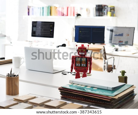 design studio creativity ideas wood palette stock photo. Black Bedroom Furniture Sets. Home Design Ideas