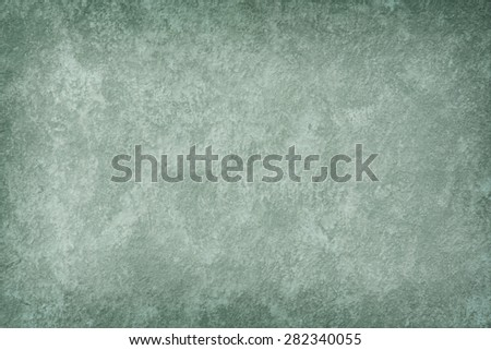 Designed Blue grunge texture / paint background. For vintage wallpaper, old paper, and art border frame - stock photo