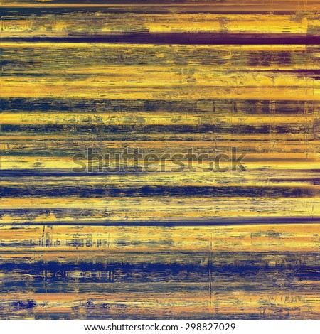 Designed grunge texture or background. With different color patterns: yellow (beige); brown; gray; purple (violet) - stock photo
