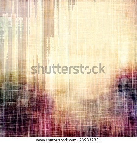 Designed grunge texture or retro background. With different color patterns: gray; purple (violet); brown; yellow - stock photo
