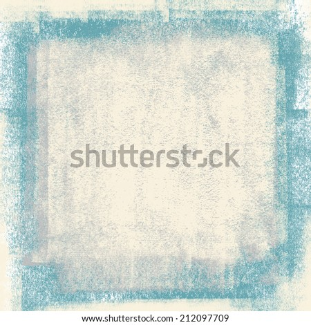 designed two toned textured smudge paper background  - stock photo