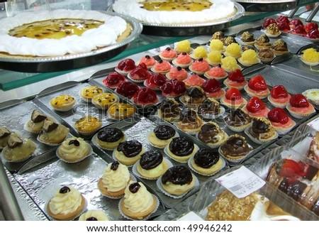 Desserts - stock photo
