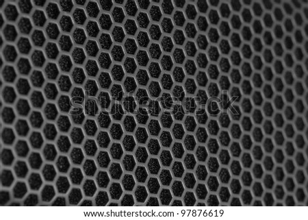 Detail of a modern communications equipment installed in a large datacenter. - stock photo